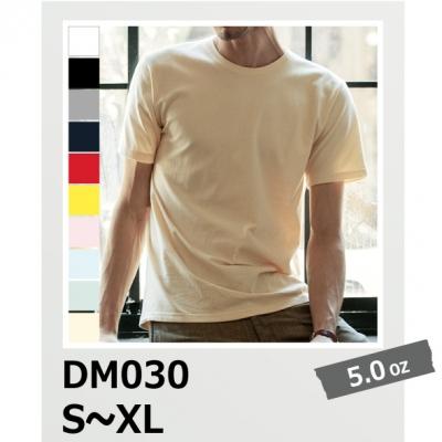 5.0oz Tシャツ 半袖 無地 DALUC/ダルク DM030