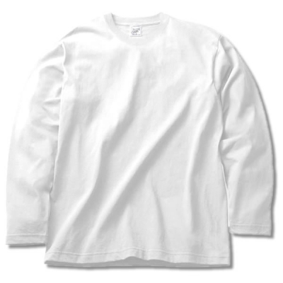 【67%OFF/最安値に挑戦】6.2oz オープンエンド マックスウェイト長袖Tシャツ OE1210