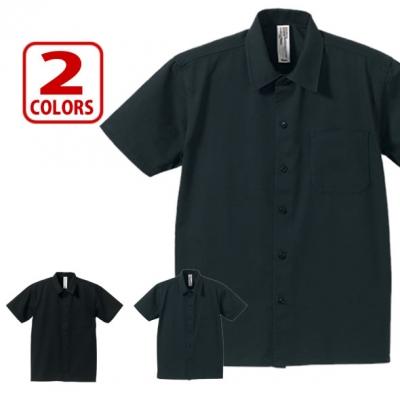 【最安値に挑戦】半袖 ワークシャツ C.A.B.CLOTHING 1647-01