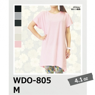 【59%OFF/最安値に挑戦】4.3oz ドルマン ワンピース レディース TRUSS/トラス  WDO-805