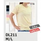 【最安値に挑戦】無地Tシャツ ドロップショルダー ロールアップ DALUC / ダルク DL211