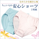 【2セットで1,000円対象】 失禁パンツ 安心パンツ 女性用 超軽度対応