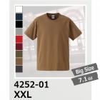 【57%OFF/最安値に挑戦】7.1oz Tシャツ オープンエンドヤーン United Athle/ユナイテッドアスレ 4252-01
