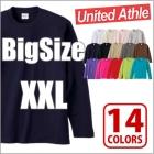 【65%OFF/最安値に挑戦】5.6oz 長袖Tシャツ United Athle/ユナイテッドアスレ 5010-01