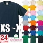 【54%OFF/最安値に挑戦】4.4oz Tシャツ deslawear/デラウェア 5882-01