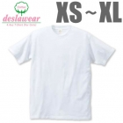 【52%OFF/最安値に挑戦】4.4oz Tシャツ deslawear/デラウェア 5882-01