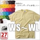 5.0oz Tシャツ 半袖 無地 レディース DALUC/ダルク DM030