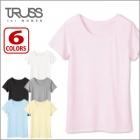 【66%OFF/最安値に挑戦】ベーシックTシャツ(レディース) WBT-801