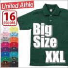【47%OFF/最安値に挑戦】7.6oz ポロシャツ United Athle/ユナイテッドアスレ 5542-01