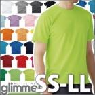 4.4oz 吸汗速乾 ドライ Tシャツ 半袖  glimmer/グリマー 00300-ACT