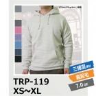 【62%OFF/最安値に挑戦】トライブレンド P/O パーカー(裏起毛) TRP-119