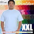 5.6oz Tシャツ 半袖 XXL 3L Printstar/プリントスター 00085-CVT