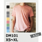 【最安値に挑戦】4.3oz トライブレンド Tシャツ DALUC/ダルク DM101