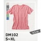 【最安値に挑戦】4.3oz トライブレンド Vネック Tシャツ DALUC/ダルク DM102