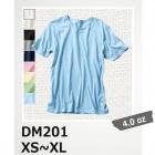 【最安値に挑戦】4.0oz T/C クルーネック Tシャツ DALUC/ダルク DM201